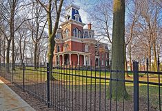Hower house in akron ohio