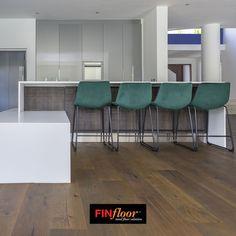 FinOak colour Cashmere dark brown Vinyl Wood Flooring, Dark Brown, Solid Wood, Cashmere, Dining Table, Colour, Furniture, Home Decor, Color