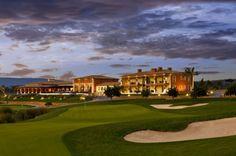 Mallorca Golfplatz Son Gual Clubhaus, 2. schönster