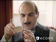 Top 10 TV detective series: From Sherlock starring Benedict Cumberbatch and Luther starring Idris Elba to Poirot and Inspector Morse Agatha Christie's Poirot, Hercule Poirot, Death On The Nile, Inspector Morse, Tv Detectives, Detective Series, Idris Elba, Episode 3, Hercules