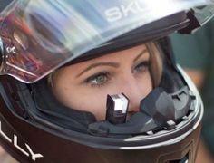 Innovación: Casco inteligente para moto #Motor http://blgs.co/RN2HJT