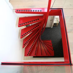 EeStairs is renowned for bespoke design, but did you know that we have a compact standard staircase available for limited space locations? The by EeStairs® is designed to suit situations where space is at a premium, such access to a loft room. Standard Staircase, Narrow Staircase, Loft Staircase, Spiral Staircases, Railing Design, Staircase Design, Commercial Stairs, Tiny House Stairs, Metal Stairs