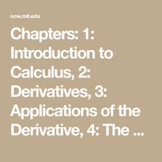 Calculus 8th edition pdf download up pinterest calculus math chapters 1 introduction to calculus 2 derivatives 3 applications of the derivative 4 the chain rule 5 integrals 6 exponentials and logarithms fandeluxe Gallery