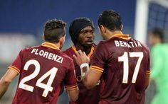 Roma, Rudi Garcia riabbraccia i nazionali, Maicon a parte #roma # #nazionali # #maicon