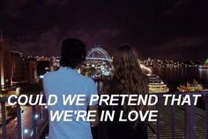 Is There Somewhere // Halsey