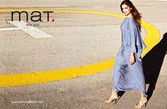 It's time to take off. for the new era of Mat Fashion, Ss 15, Spring Summer 2015, Campaign, Shirt Dress, Shirts, Collection, Dresses, Vestidos