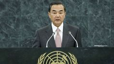 China willing to play constructive role for political settlement of Syrian issue – Yi