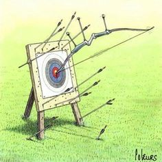Hahaha! How my target faces often look...