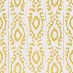 If feeling daring's the question, ikat is the answer. Revive any lacklustre wall with the vibrant Madagascar pattern.