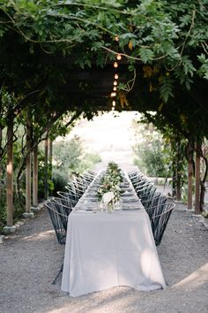 Photography: Melanie Duerkopp - www.melanieduerkopp.com  Read More: http://www.stylemepretty.com/living/2015/03/27/surprise-30th-birthday-dinner-on-a-vineyard/