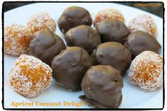 Apricot Coconut Delight | Made of Stars