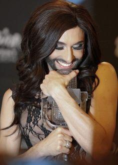 eurovision 2014 mustache