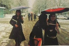 Tehran University 1977. Love this picture for some reason :)