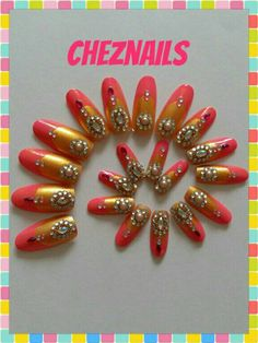 Hey, I found this really awesome Etsy listing at https://www.etsy.com/uk/listing/500125548/hand-painted-long-oval-nails-set-of-20