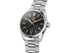 TAG Heuer - Carrera Three Hands, new 2021 collection | Time and Watches | The watch blog Carrera, Omega Watch, Tag Heuer, Sport Watches, Watches For Men, Watch Blog, Men Looks, Chronograph