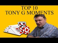 Tony G - The Greatest (and loudest) Moments - YouTube
