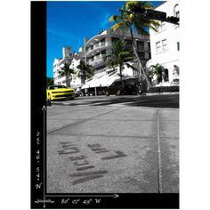 Miami.. Vice City Life  #Miami #SouthBeach #travel #mustang #capturingcoordinates