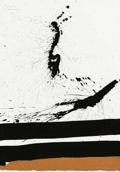 Robert Motherwell Expresionismo Abstracto EEUU New York School