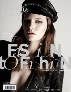 Ashley Smith, Anaïs Pouliot, Ajak Deng, Camille Rowe and Others Cover French Revue de Modes #22