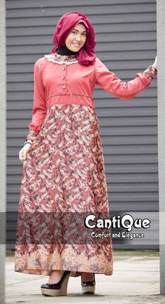 http://gamispesta.net/sarimbit-busana-muslim-batik-merah-bata.html