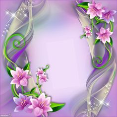 Risultati immagini per purple frames Boarder Designs, Page Borders Design, Flower Boarders, Flower Frame, Phone Screen Wallpaper, Cellphone Wallpaper, Frame Background, Paper Background, Foto Frame