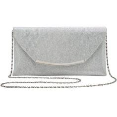 55db5598b8 M Co Sparkle Clutch Bag ( 18) ❤ liked on Polyvore featuring bags