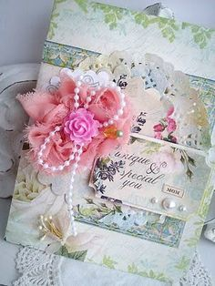 emelineseet@yahoo.com  a card ...use a wedding invitation or baby, etc...a card from flowers to just preserve!!
