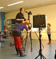 The making of 'De digitale uitdaging in het onderwijs'