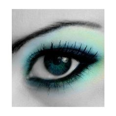 Eye Make-up - Spoki ❤ liked on Polyvore featuring beauty products, makeup, eye makeup, eyeshadow, eyes, olho and maquiagem