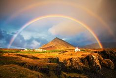 Photo Mountain within the Rainbows by Marco  Battini on 500px