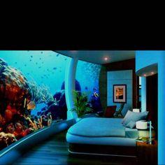 h20 hotel manila philippines schlafzimmer wand aquarium impressionen pinterest aquarium. Black Bedroom Furniture Sets. Home Design Ideas