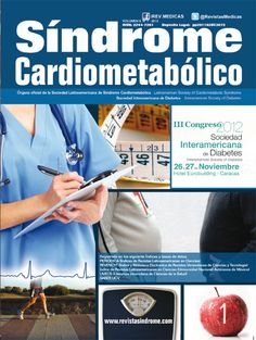 Síndrome Cardiometabólico 2011 - 2012 disponible en Saber UCV http://saber.ucv.ve/ojs/index.php/rev_sc/issue/archive
