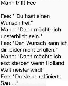 #hwg #Holland #Weltmeister #Fee #Wunsch