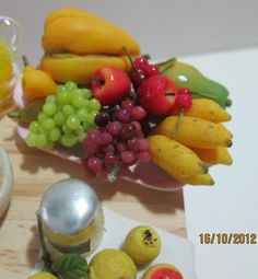 Table of fruit. Page 7