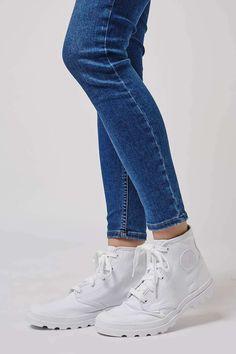 PALLADIUM Pampa-Hi Boot - Shoes- Topshop
