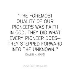 Stepping forward into the unknown Lds Quotes, Religious Quotes, Encouragement Quotes, Spiritual Quotes, True Quotes, Inspirational Quotes, Cool Words, Wise Words, Lds Scriptures