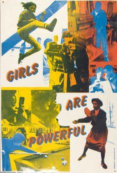 (via @StephanLerou) See Red Women's Workshop: feminist silk-screen poster collective (Via @DrawDownBooks)