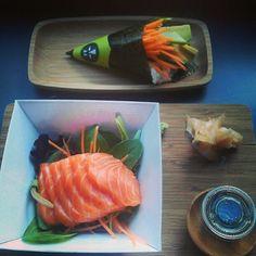 @wjuer | Sushi craving filled #yoobi