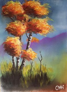 View Tree of good vibes by Att Vengarov. Discover more Pastel Drawings for sale. FREE Delivery and 14 Day Returns. Landscape Art, Landscape Paintings, Pastel Drawing, Cool Landscapes, Good Vibes, Lovers Art, Free Delivery, Original Artwork, Around The Worlds