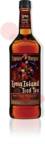 Long island ice tea. Need to try and see if I like it.  Who Knows?  Captain Morgan has made alot of people dance.