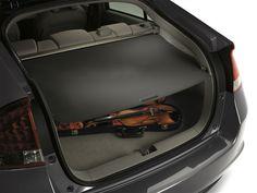 2011-2014 Honda Insight Cargo Cover Black at Partscheap.com