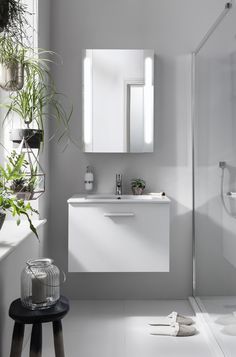 Are you a fan of Scandinavian design? Embrace the popular style in your bathroom with our Bauhaus Design 70 White Gloss Unit & Basin was £755 NOW £465! http://www.crosswater-sale.co.uk/product/bathroom-furniture-basin-vanity-units-design-plus/design-plus-70-drawer-unit-and-vitreous-china-basin-designplus70-unit-ceramic/