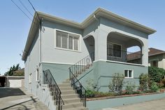 3+ Bedrooms, 2 baths (including Guest Suite)     Open concept with updated kitchen and bath     Four garage/studios with over 600 square feet     Large lush yard with deck     3 blocks to College Avenue and BART, 5 blocks to Temescal action