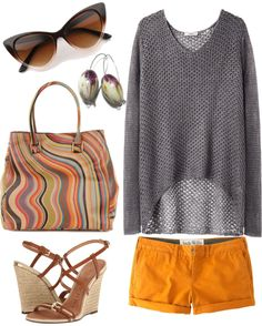 """cool summer"" by eleahs on Polyvore"