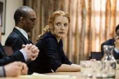 Zero Dark Thirty sees Kathryn Bigelow return to the director's chair and here is a new pic of Jessica Chastain in the film.