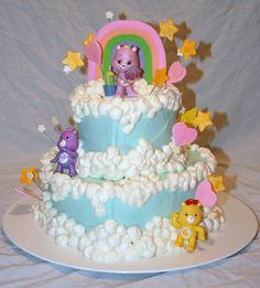 Care Bear Cake | Flickr - Photo Sharing!