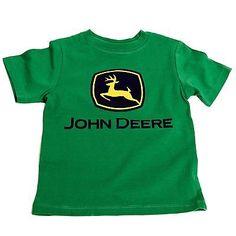 John Deere Toddler T-Shirt (4T)
