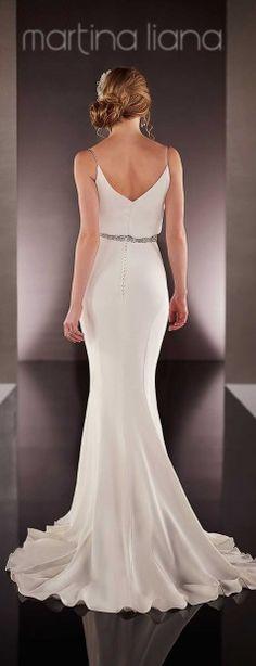 Martina Liana Spring 2016 Bridal Collection - Belle The Magazine