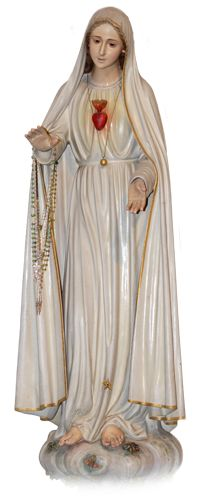 The Immaculate Heart of Mary: Core of the Fatima Message | Our Blessed Mother | ANF Articles