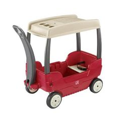 I'm learning all about Step 2 Step2 Canopy Wagon at @Influenster!